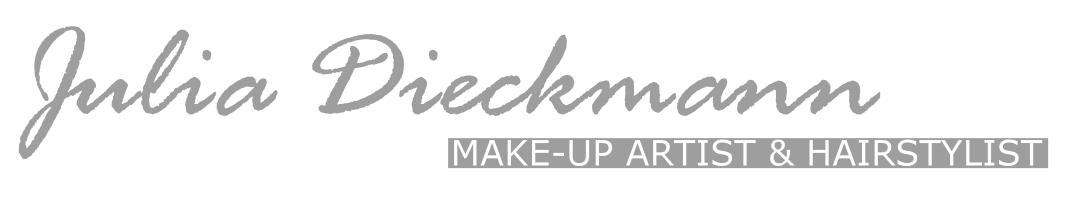 Julia Dieckmann | Make-up Artist & Hairstylist | Lünen | Dortmund | Datteln | Werne | Hamm | Brautstyling | Brautmake-up | Tagesmake-up | Abendmake-up | Beratung